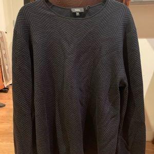 Men's Theory Cashmere Sweater XXL